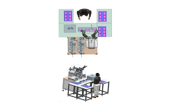 人机协作机器人应用